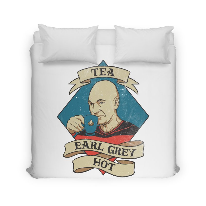 EARL GREY Home Duvet by RGRLV