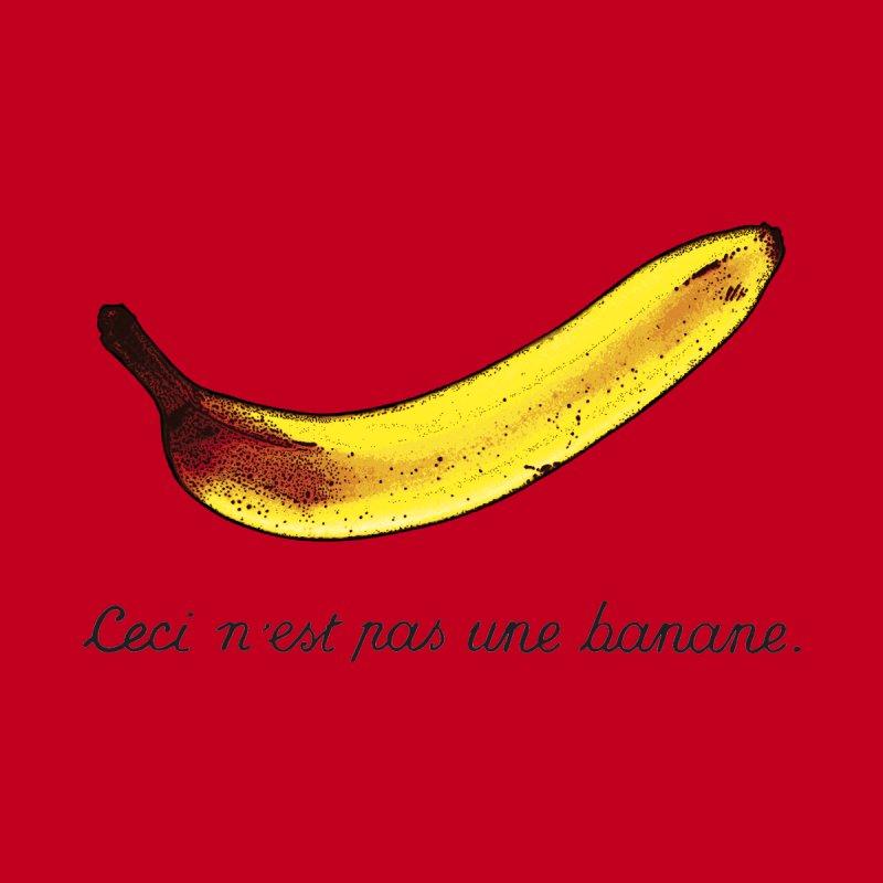 Cesi n´est pas une banane. by RHAD Shop