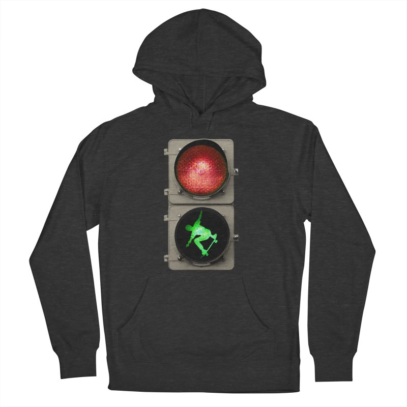 Skate, don´t go! Women's Pullover Hoody by RHAD Shop