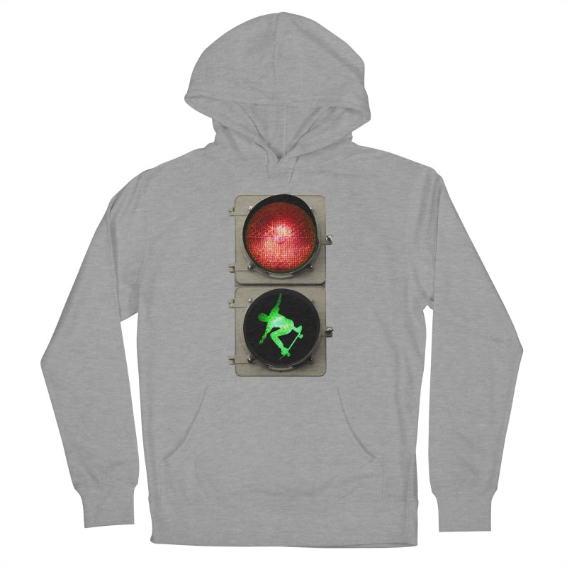 Skate, don´t go! Men's Pullover Hoody by RHAD Shop