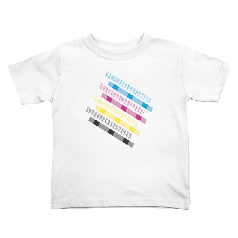 Just testing... Kids Toddler T-Shirt by RHAD Shop