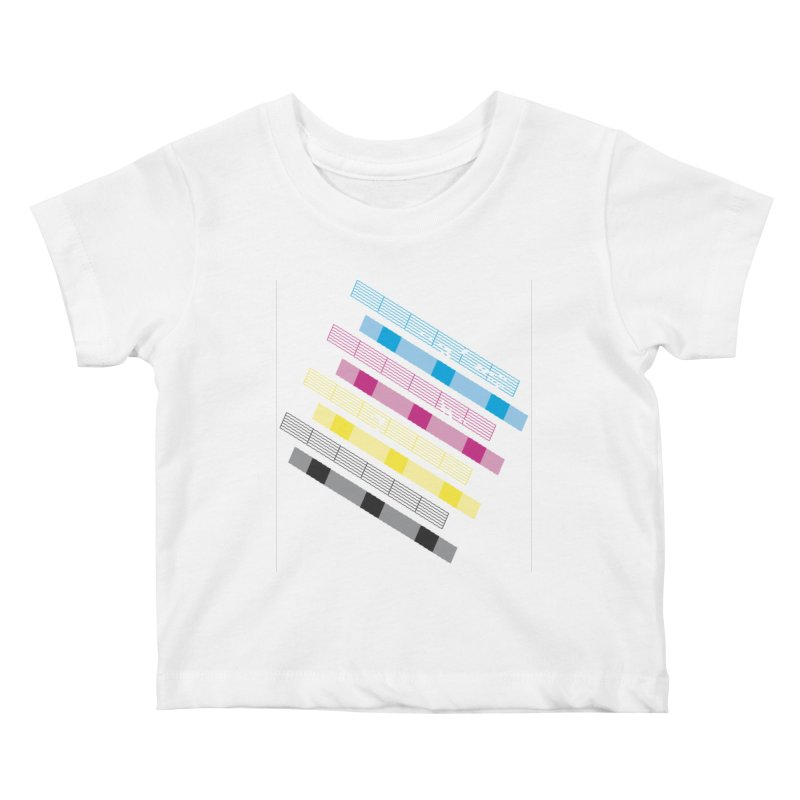Just testing... Kids Baby T-Shirt by RHAD Shop