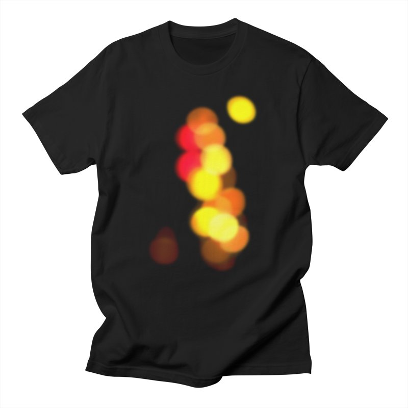 City Lights Men's T-shirt by RHAD Shop