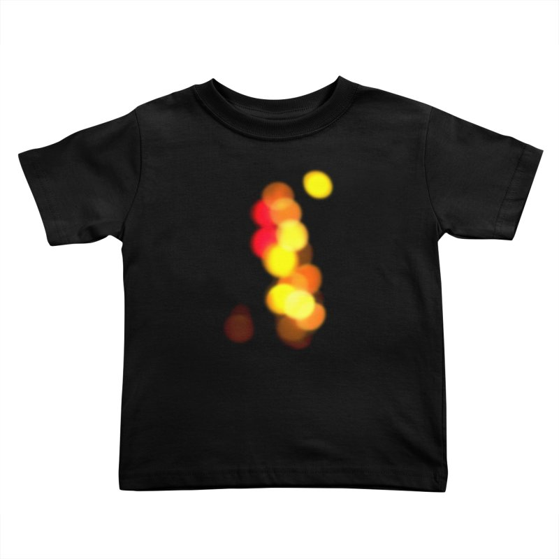 City Lights Kids Toddler T-Shirt by RHAD Shop