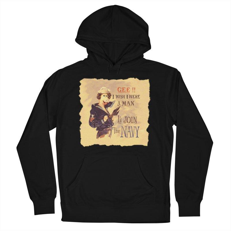 Gee!! Men's Pullover Hoody by RHAD Shop