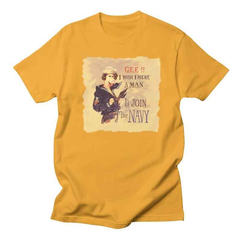 Gee!! Men's T-shirt by RHAD Shop