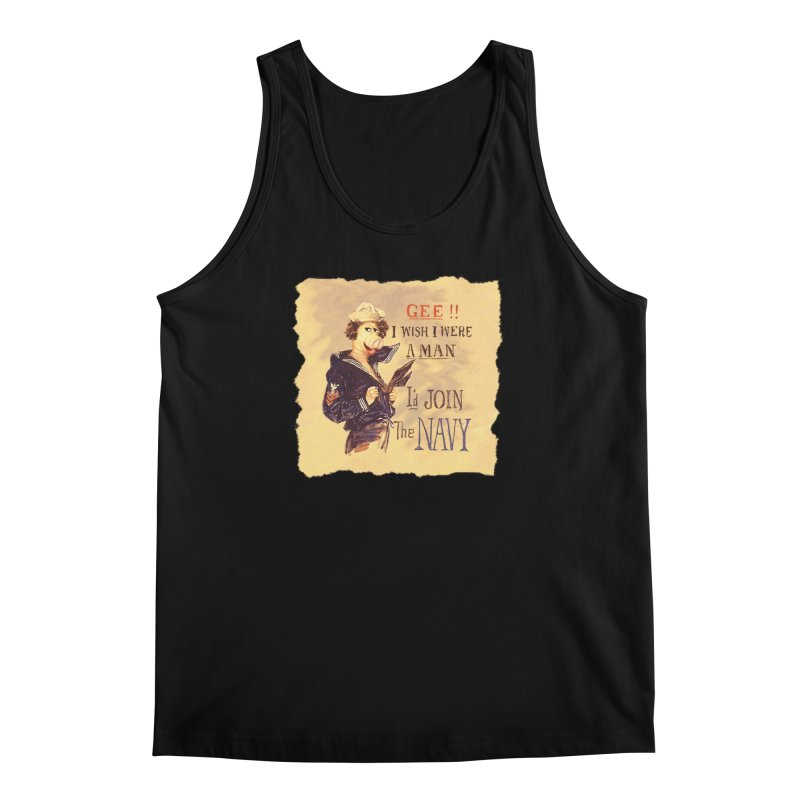Gee!! Men's Tank by RHAD Shop