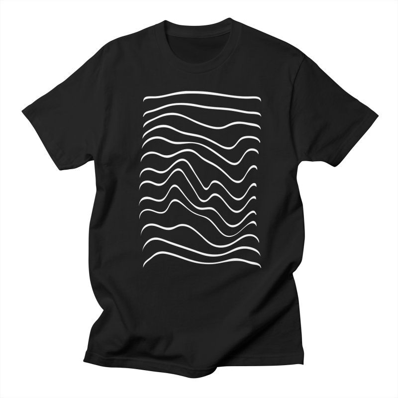 Wawelength Men's T-shirt by RHAD Shop