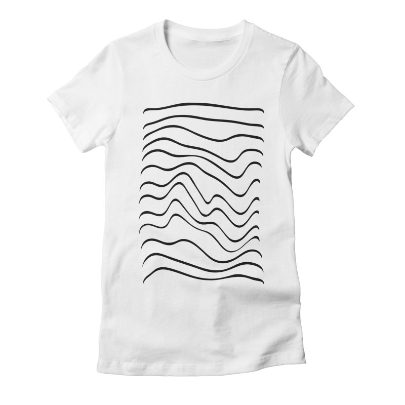 Wavelength White Women's  by RHAD Shop