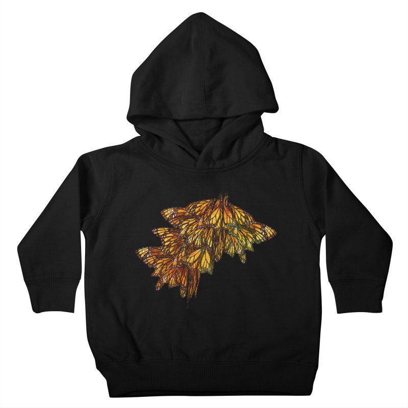 Cluster Kids Toddler Pullover Hoody by Rhea Ewing's Artist Shop
