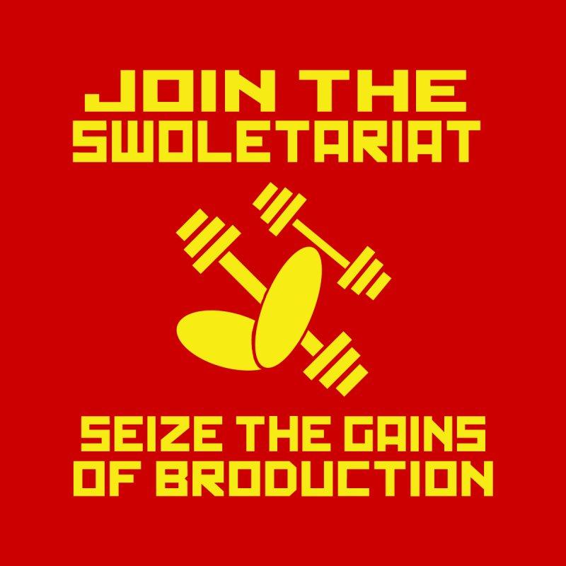 Join The Swoletariat Men's Tank by Rhythm Bastard's Merch Booth