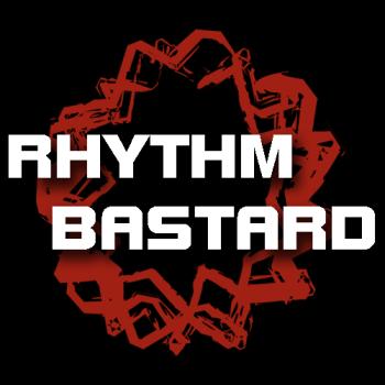 Rhythm Bastard's Merch Booth Logo