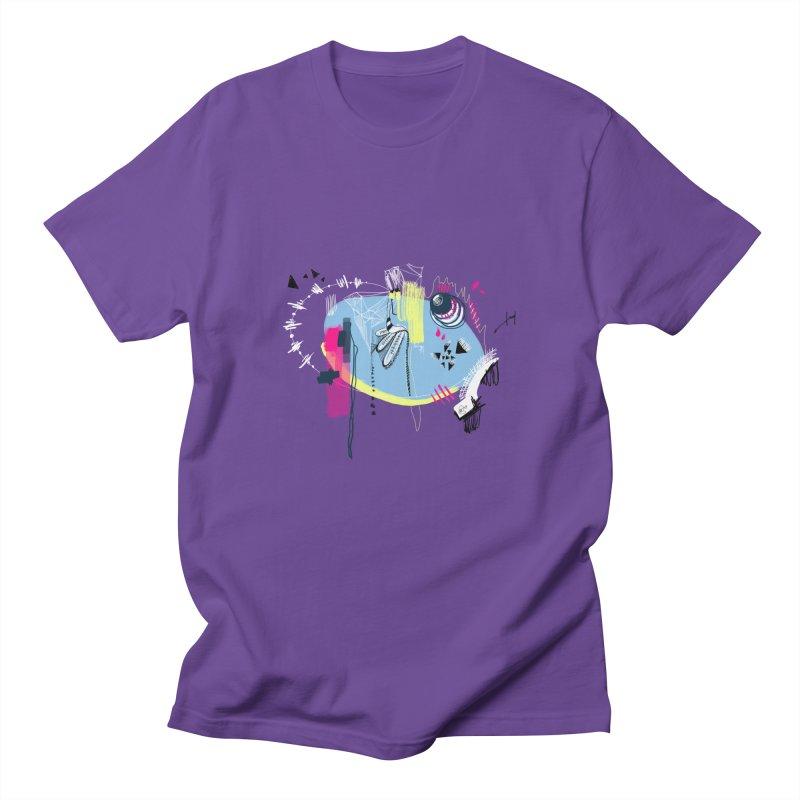 Yowo! Men's Regular T-Shirt by riamizuko's Artist Shop