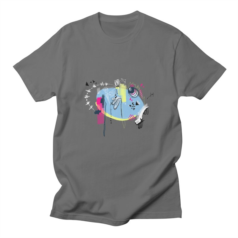 Yowo! Men's T-Shirt by riamizuko's Artist Shop
