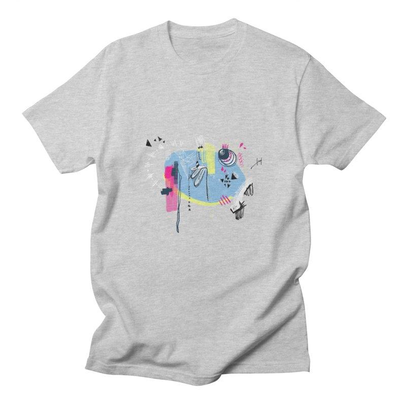 Yowo! Men's T-shirt by riamizuko's Artist Shop