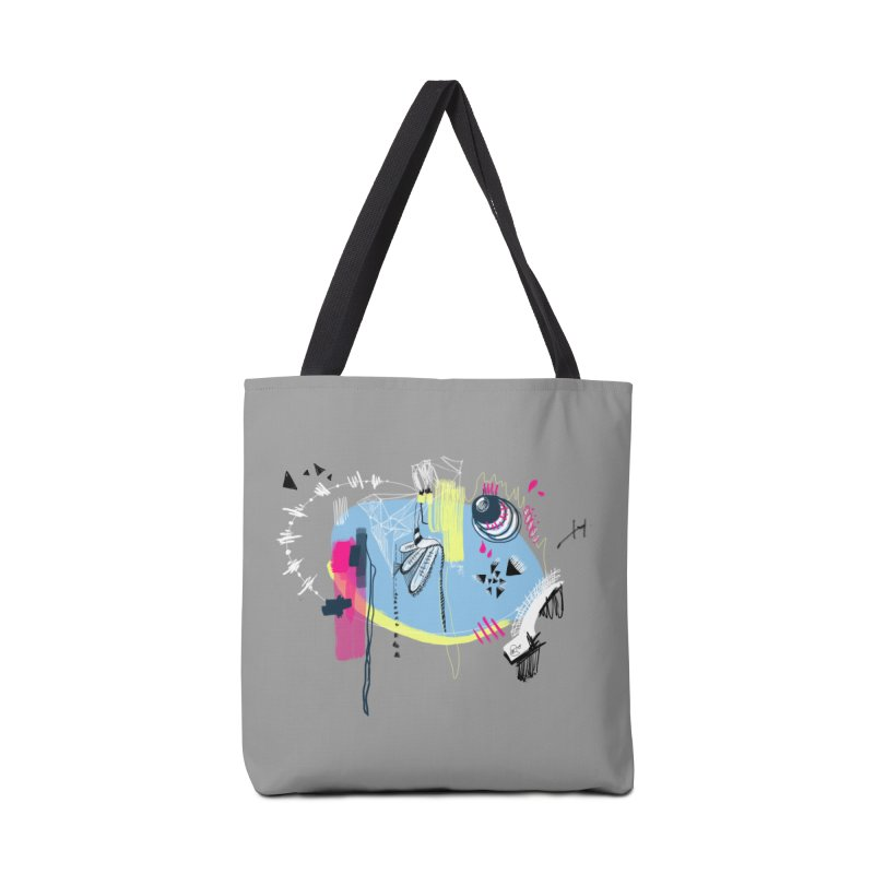 Yowo! Accessories Bag by riamizuko's Artist Shop