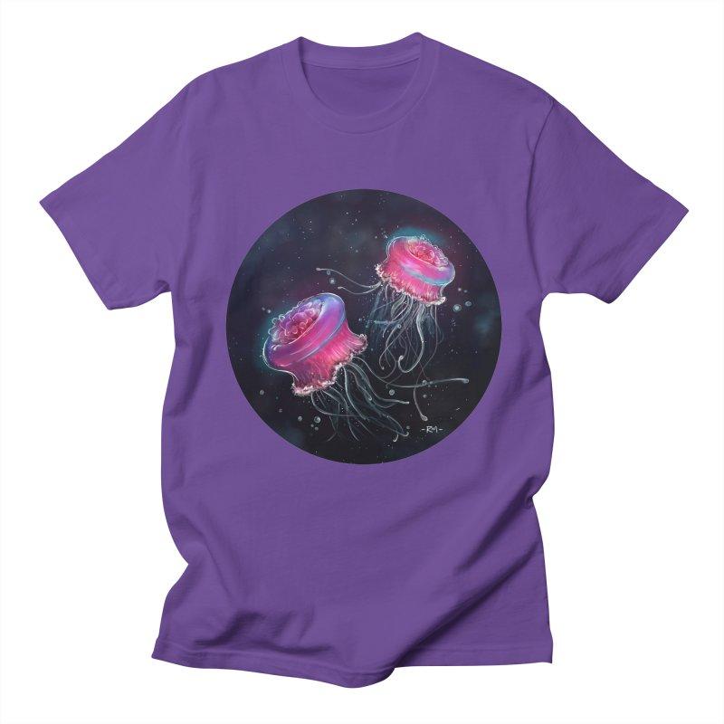 Medusa Men's T-Shirt by riamizuko's Artist Shop