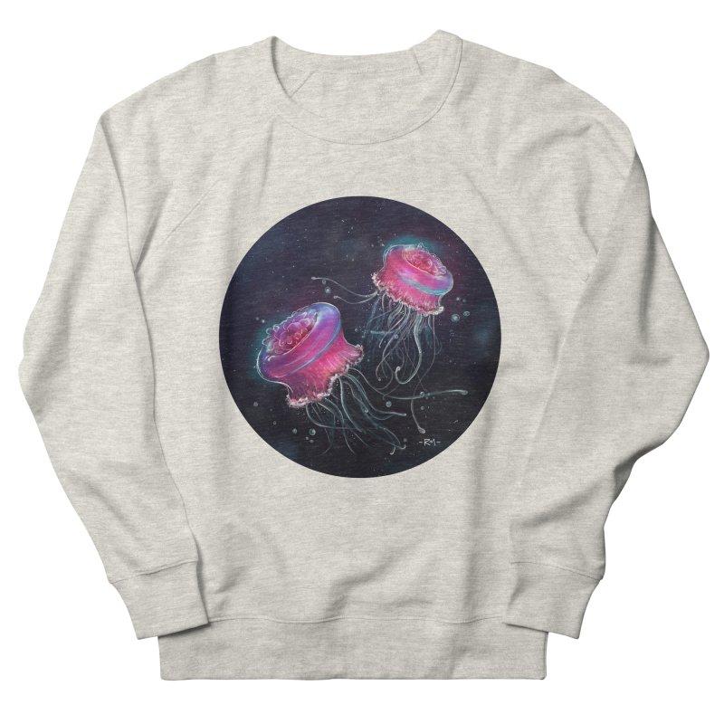 Medusa Women's French Terry Sweatshirt by riamizuko's Artist Shop