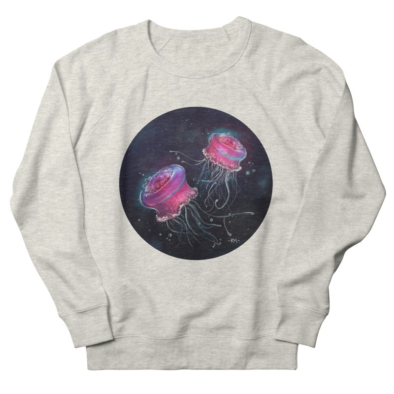 Medusa Men's Sweatshirt by riamizuko's Artist Shop