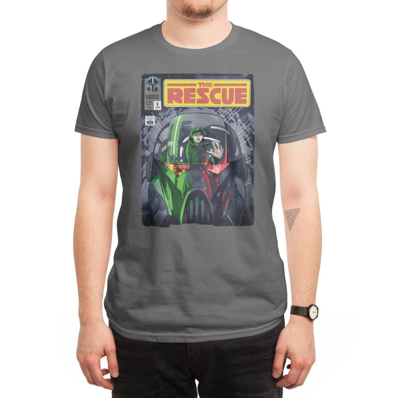 The Rescue Men's T-Shirt by ribandcheese's Artist Shop