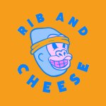 Logo for ribandcheese's Artist Shop