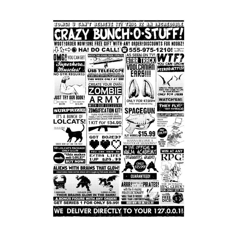 When Geekness Goes Retro by Riccardo Bucchioni's Shop