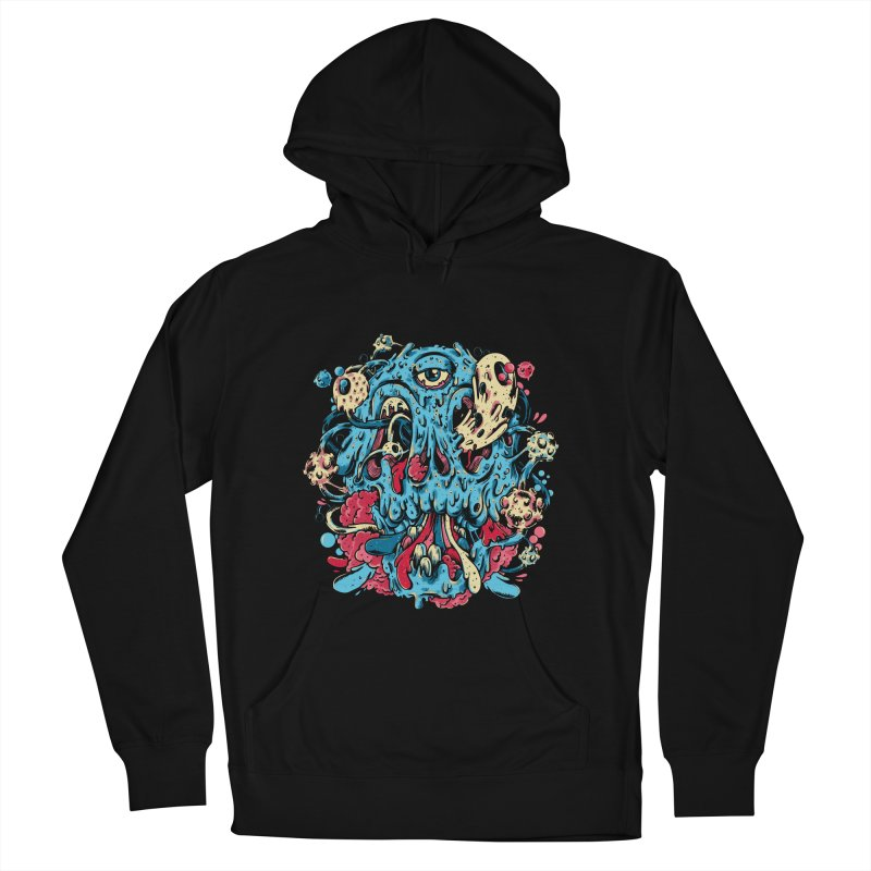 Rotten Candy Machine Men's Pullover Hoody by Riccardo Bucchioni's Shop