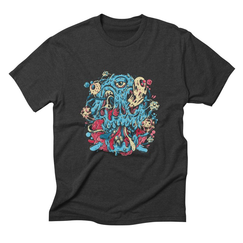 Rotten Candy Machine Men's Triblend T-shirt by Riccardo Bucchioni's Shop