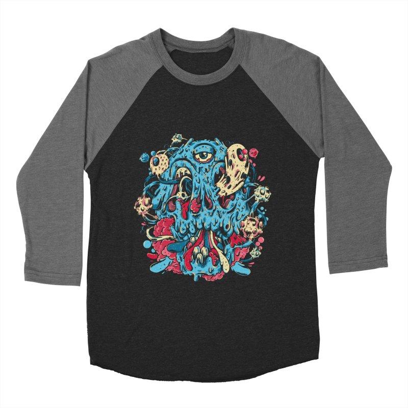 Rotten Candy Machine Men's Baseball Triblend T-Shirt by Riccardo Bucchioni's Shop