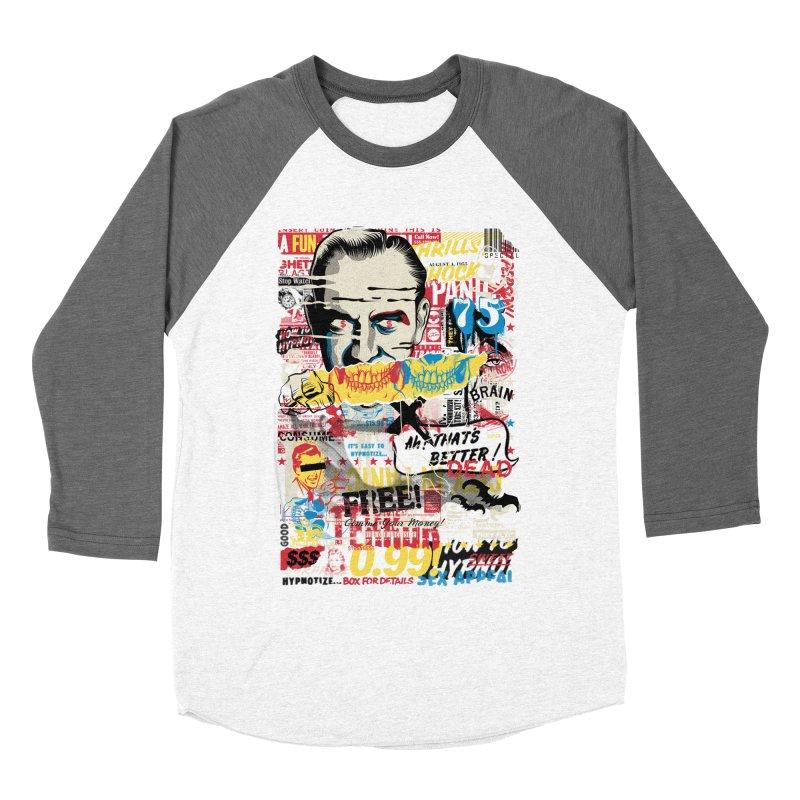 Advertising Inferno Men's Baseball Triblend T-Shirt by Riccardo Bucchioni's Shop