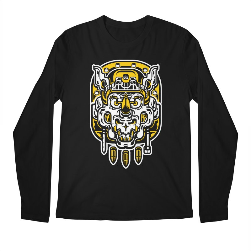Goldy Rocksteady Men's Longsleeve T-Shirt by ricechuchu's Artist Shop
