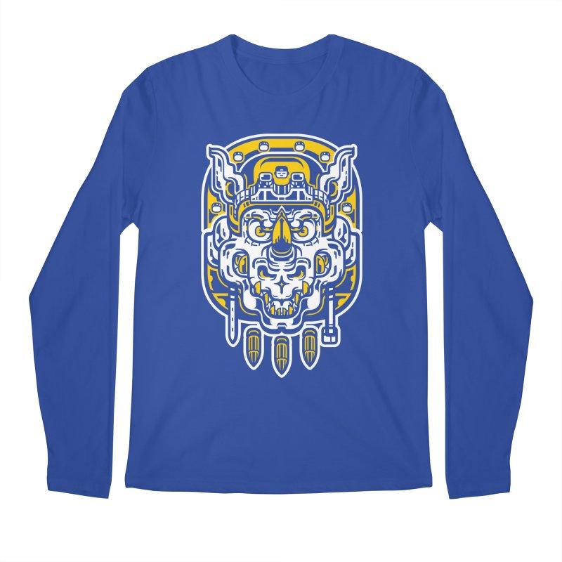 Goldy Rocksteady Men's Longsleeve T-Shirt by ricechuchu's Artist Shop