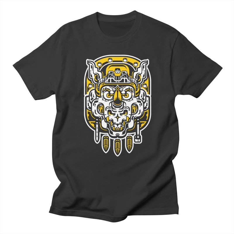 Goldy Rocksteady Men's T-Shirt by ricechuchu's Artist Shop