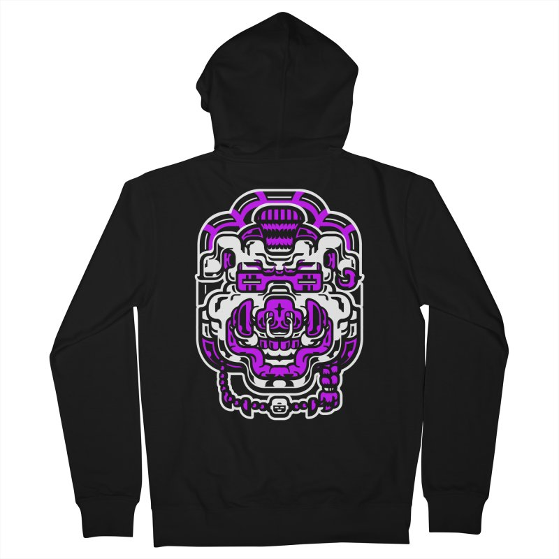 Beastie Bebop Men's Zip-Up Hoody by ricechuchu's Artist Shop
