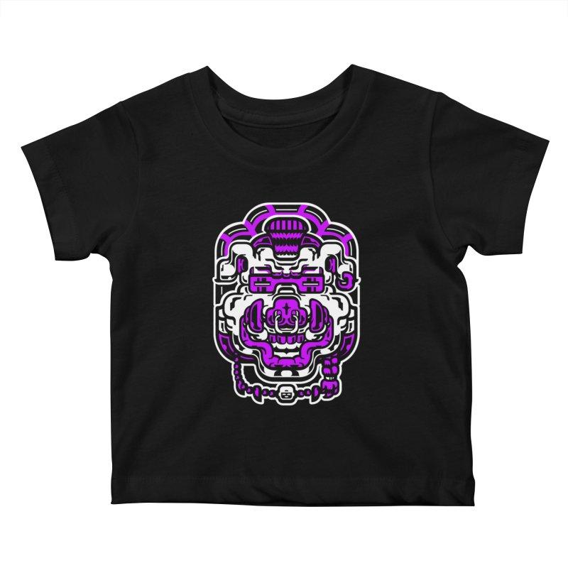 Beastie Bebop Kids Baby T-Shirt by ricechuchu's Artist Shop