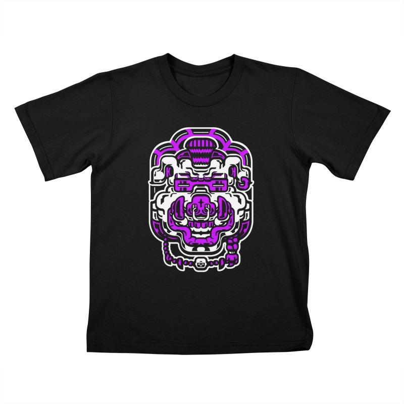 Beastie Bebop Kids T-shirt by ricechuchu's Artist Shop