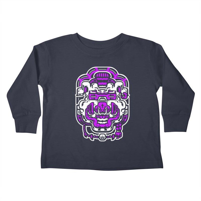 Beastie Bebop Kids Toddler Longsleeve T-Shirt by ricechuchu's Artist Shop