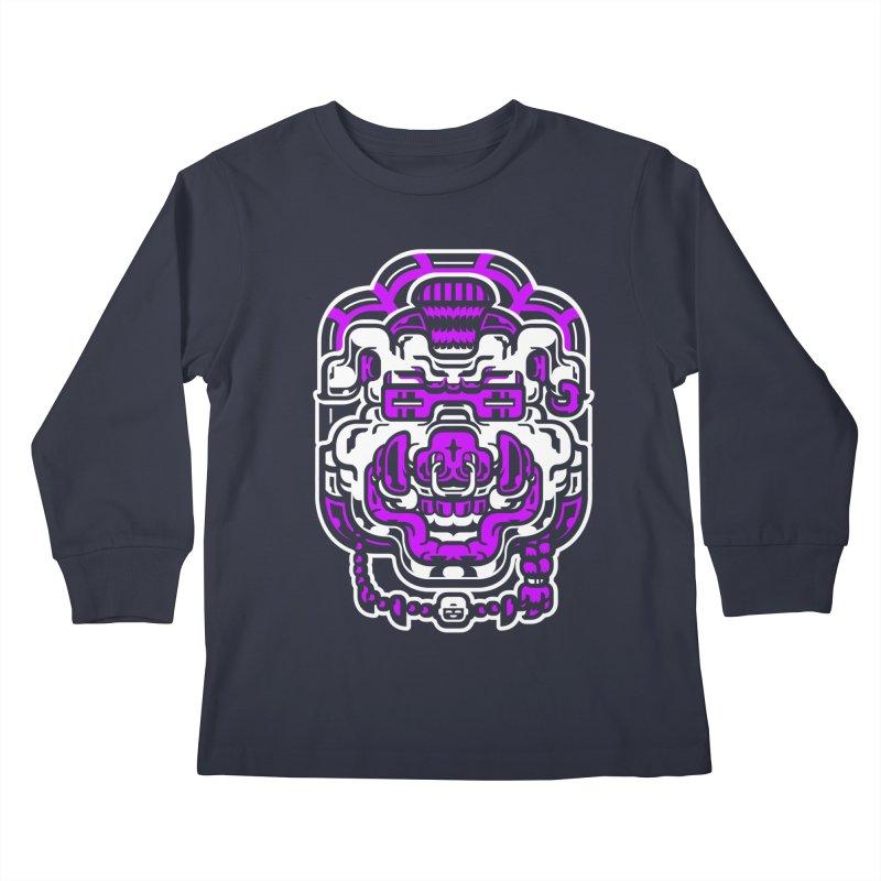 Beastie Bebop Kids Longsleeve T-Shirt by ricechuchu's Artist Shop