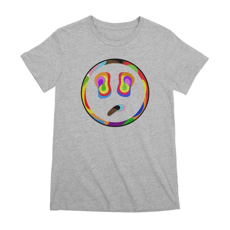 Smile Women's Premium T-Shirt by Richard Favaloro's Shop