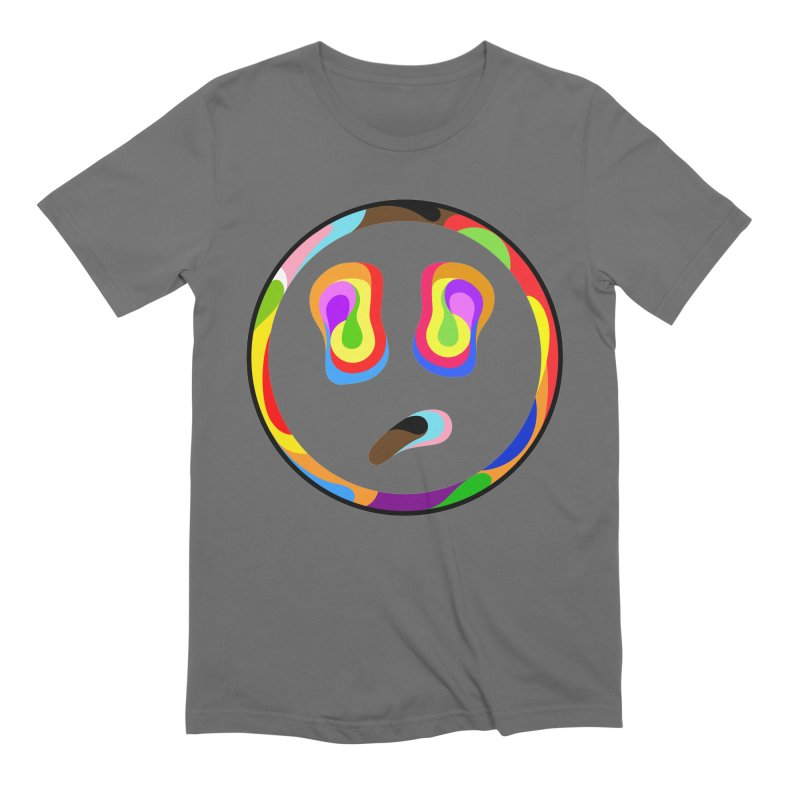 Smile Men's Extra Soft T-Shirt by Richard Favaloro's Shop
