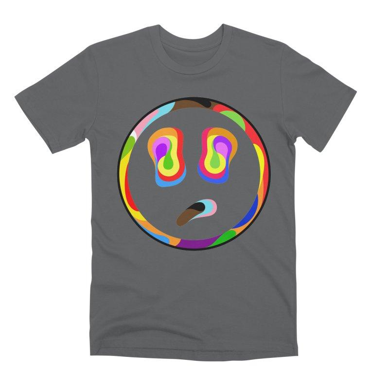 Smile Men's Premium T-Shirt by Richard Favaloro's Shop
