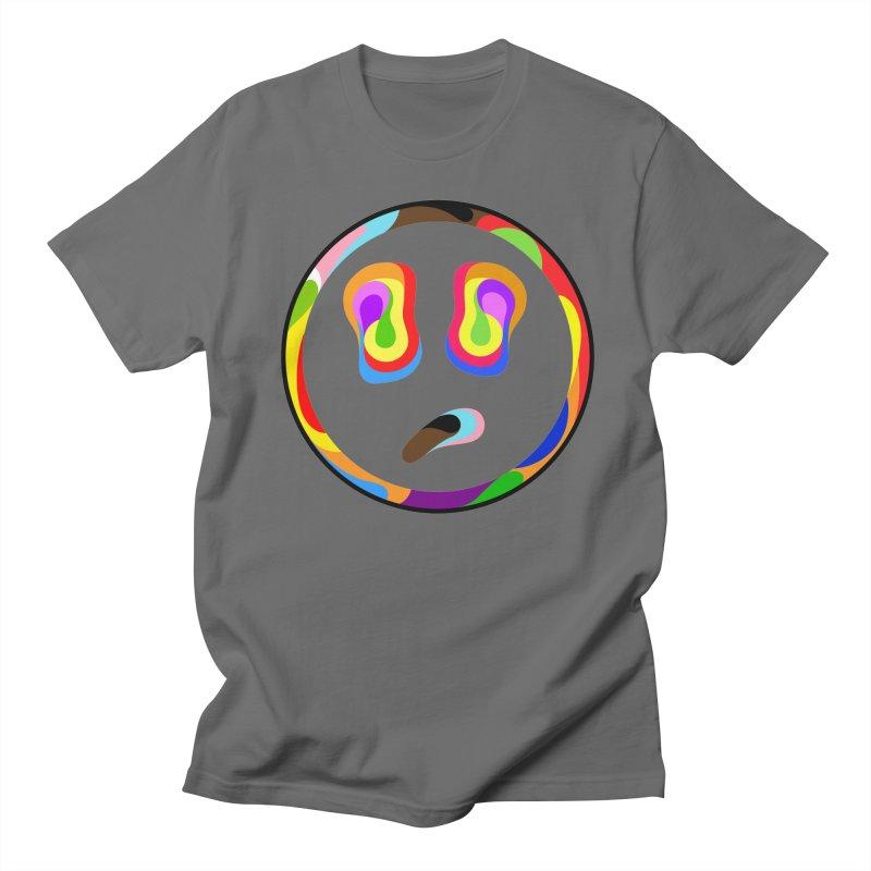 Smile Men's T-Shirt by Richard Favaloro's Shop