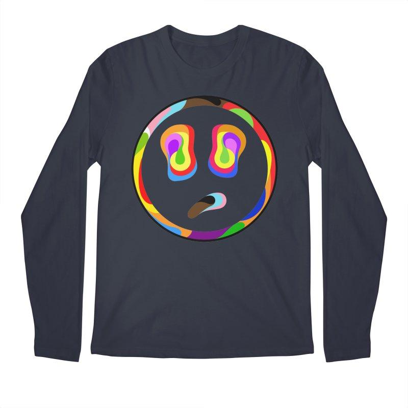 Smile Men's Regular Longsleeve T-Shirt by Richard Favaloro's Shop