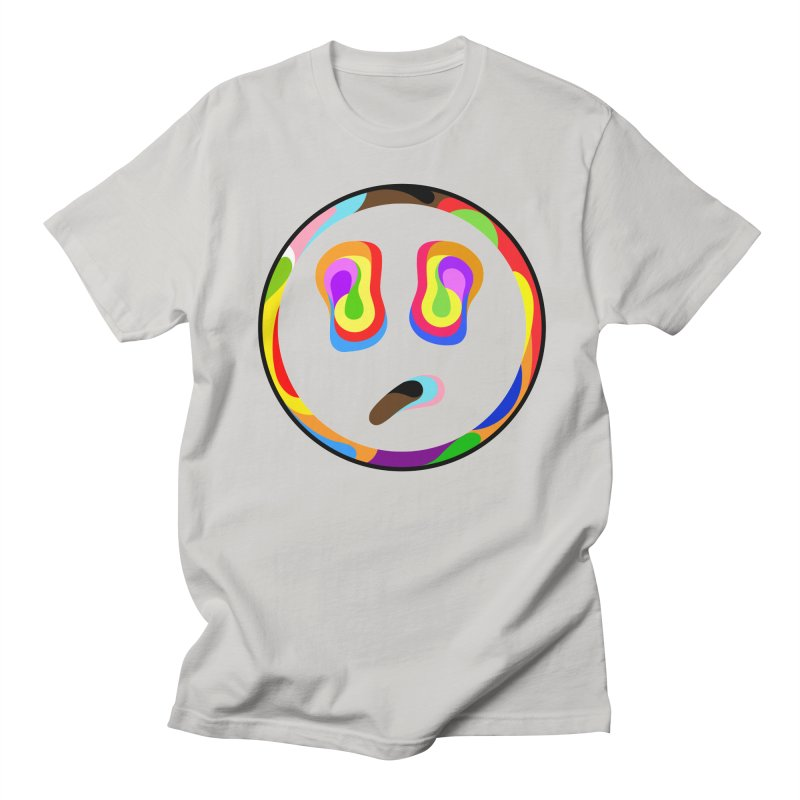 Smile Women's Regular Unisex T-Shirt by Richard Favaloro's Shop