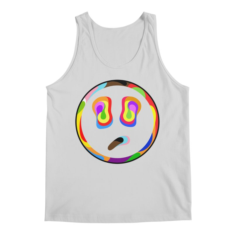 Smile Men's Regular Tank by Richard Favaloro's Shop