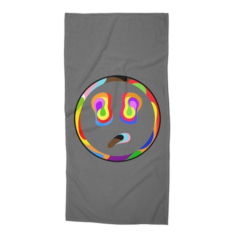 Smile Accessories Beach Towel by Richard Favaloro's Shop