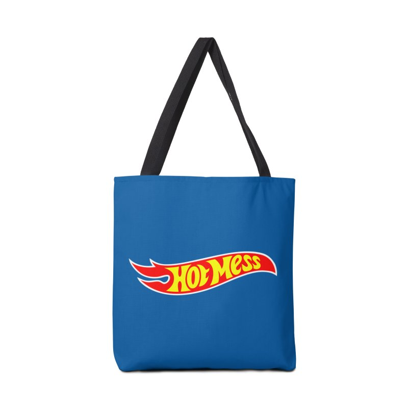 Hot Mess Accessories Tote Bag Bag by Richard Favaloro's Shop