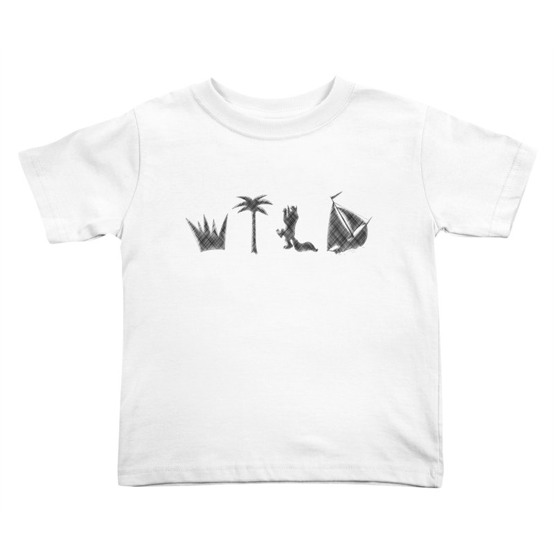 WILD Kids Toddler T-Shirt by Richard Favaloro's Shop