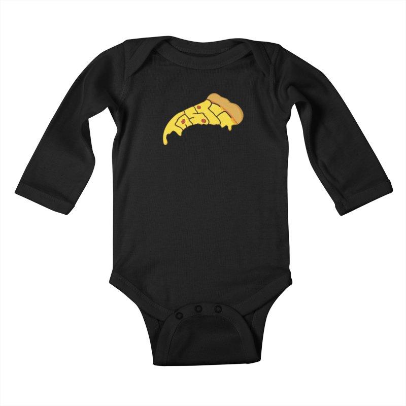 TASTY Kids Baby Longsleeve Bodysuit by Richard Favaloro's Shop