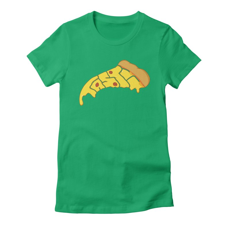TASTY Women's Fitted T-Shirt by Richard Favaloro's Shop